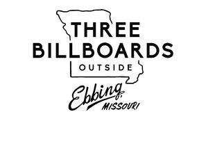 Three Billboards Outside Ebbing, Missouri poster #1534872