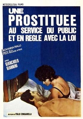 Una prostituta al servizio del pubblico e in regola con le leggi dello stato poster #1534891
