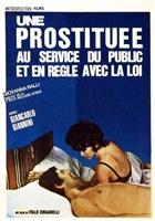 Una prostituta al servizio del pubblico e in regola con le leggi dello stato movie poster