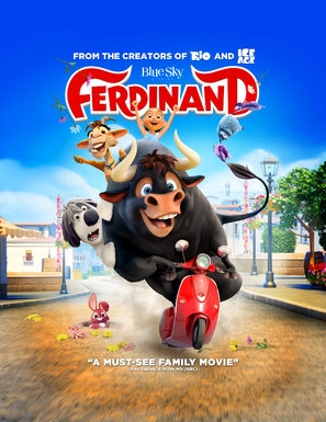 The Story of Ferdinand  poster #1534949