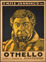 Othello movie poster