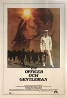 An Officer and a Gentleman movie poster