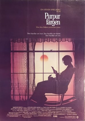 The Color Purple poster #1535200