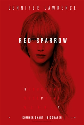 Red Sparrow poster #1535244
