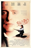 Blood Red movie poster