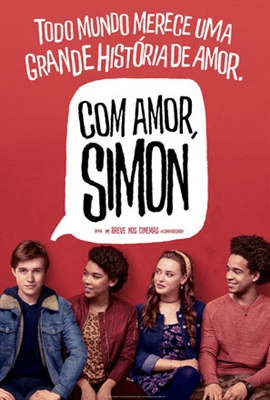 Love, Simon poster #1535330