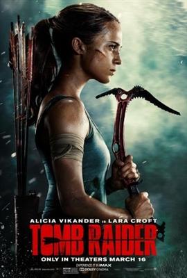 Tomb Raider poster #1535423
