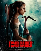 Tomb Raider #1535424 movie poster