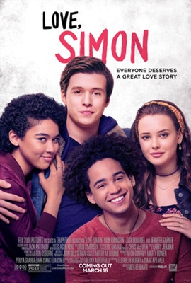 Love, Simon poster #1535429