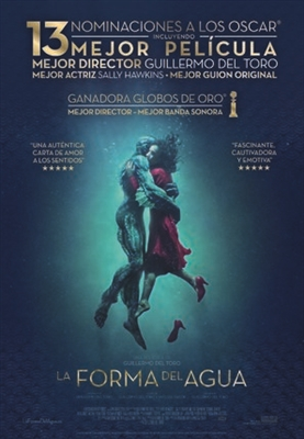 The Shape of Water poster #1535441