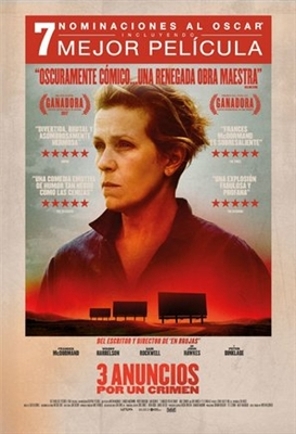 Three Billboards Outside Ebbing, Missouri poster #1535453