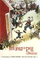 Nya hyss av Emil i Lönneberga movie poster
