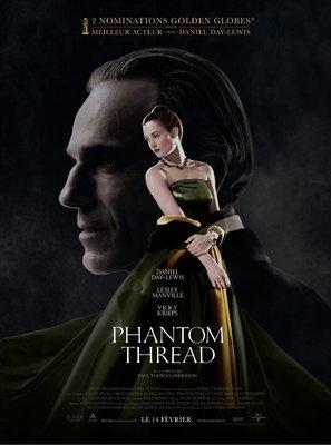 Phantom Thread poster #1535561