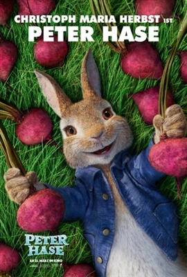 Peter Rabbit poster #1535568