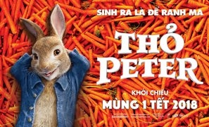 Peter Rabbit poster #1535622