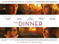 The Dinner movie poster