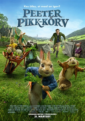 Peter Rabbit poster #1535859