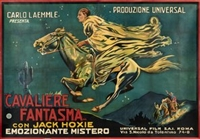 The Phantom Horseman movie poster