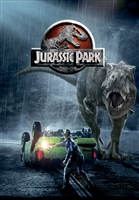 Jurassic Park movie poster