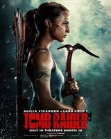 Tomb Raider #1535951 movie poster