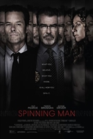 Spinning Man (2018) movie posters