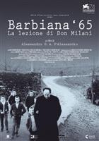 Barbiana '65: La lezione di Don Milani movie poster