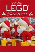 A Big Lego Christmas movie poster