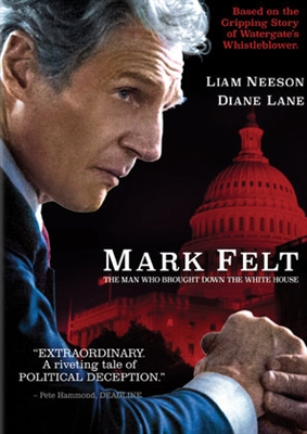 Mark Felt: The Man Who Brought Down the White House poster #1536128