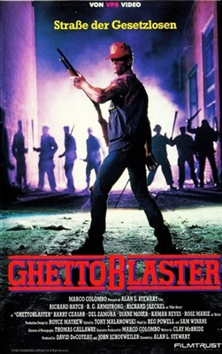 Ghetto Blaster poster #1536192