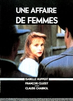 Une affaire de femmes movie poster