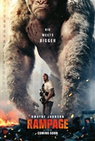 Rampage #1536310 movie poster