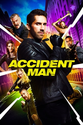 Accident Man poster #1536320