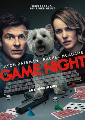 Game Night poster #1536427