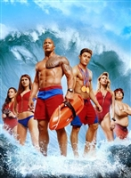 Baywatch movie poster