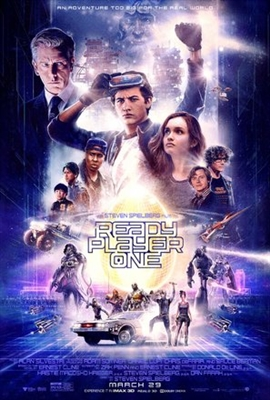 Ready Player One poster #1536728