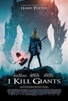 I Kill Giants (2017) movie posters