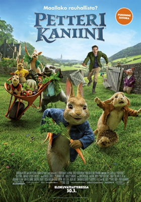 Peter Rabbit poster #1536823