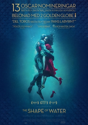 The Shape of Water poster #1536829