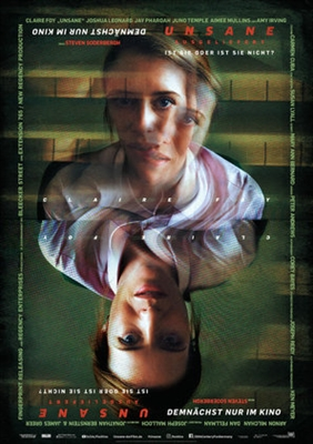 Unsane poster #1536895