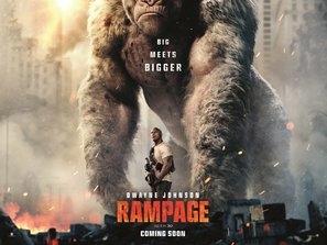 Rampage poster #1536924