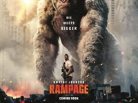 Rampage #1536924 movie poster