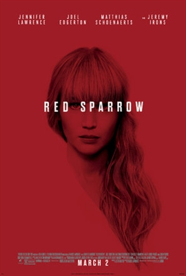 Red Sparrow poster #1536927