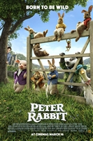 Peter Rabbit #1537074 movie poster