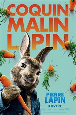 Peter Rabbit poster #1537075