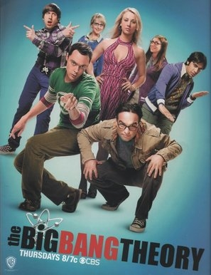 The Big Bang Theory poster #1537179