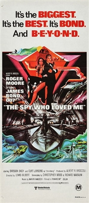 The Spy Who Loved Me poster #1537235