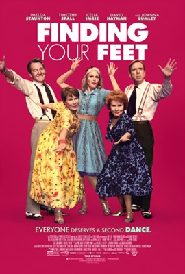 Finding Your Feet poster #1537336