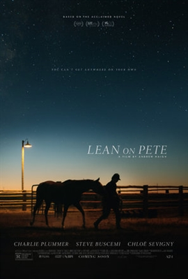 Lean on Pete poster #1537337