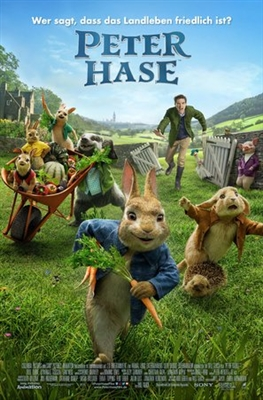 Peter Rabbit poster #1537367