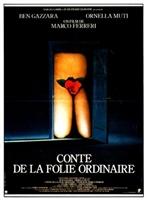 Storie di ordinaria follia movie poster